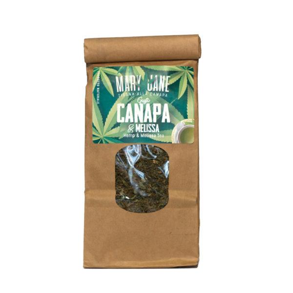 Cannabis & Melissa Tea